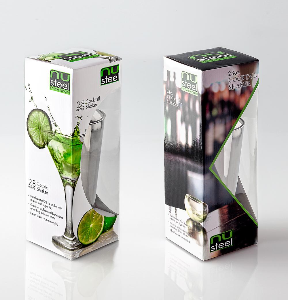 Verpackungs-Design