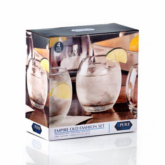 Verpackunga-Design Epure Glass